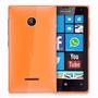 Capa Nokia Microsoft Lumia 532 Tpu Silicone + Película Vidro