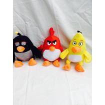 Angry Birds Pelúcia 25 Centimetros Valor Unitario
