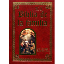 Biblia De La Familia. Edición Católica C/ Cd-rom
