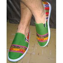 Panchas Zapatillas De Aguayo Del 35 Al 43 X12 Pares