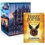 Box Coleção Harry Potter + A Criança Amaldiçoada Brochura<br><strong class='ch-price reputation-tooltip-price'>R$ 209<sup>00</sup></strong>