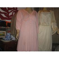 Camisolas Pijamas Penhoar 50 Peças - Usados Brechó