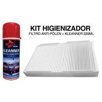 Kit Filtro Ar Condicionado Etios 2014 /. Grand Siena 2012 /.