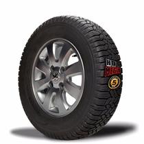 Pneu 175/80 R14 Atr Remold Desenho Michelin 5 Anos Garantia