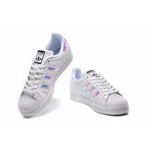 Adidas Superstar Iridiscente Tornasol Envío Gratis