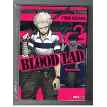 Blood Lad - Tomo 2 - Editorial Panini