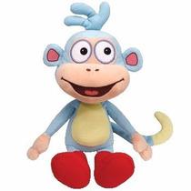 Pelucia Ty - Beanie Babies Macaco Botas- Dora 20 Cm
