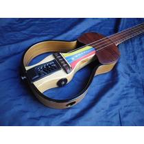 Cuatro Vzlano Luthier Gustavo Gomez Electronico+estucheduro