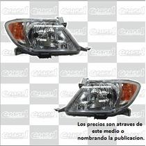 Optica Toyota Hilux 2005-2006-2007-2008 Importadas Excelente