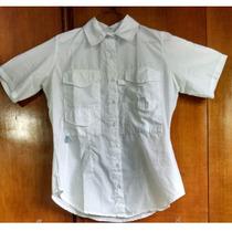 Camisa Modelo Columbia O Safari Talla L Para Damas