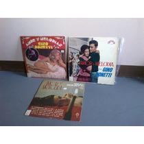 4 Discos Lp De Gino Bonetti, Instrumental