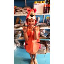 Disfraz Tigre Niños Animal Animalito Concert Fiesta