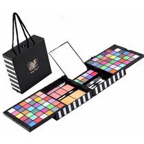 Kit Maleta Maquiagem Rubyrose 93 Itens Completa#profissional
