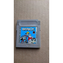 Paper Boy Game Boy Nintendo