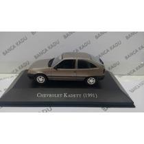 Carros Inesquecíveis Chevrolet Kadett 1991