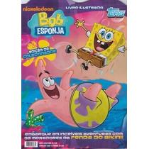 Album Bob Esponja 2013, Completo C/figurinhas Soltas P/colar