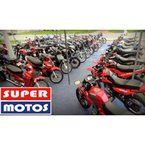 Yumbo Gts Gs125 Mileston Pilot Skua Shark Super Motos