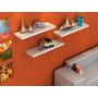 Mueble Y Decoración Repisa Flotante Minimalista 40 X 15cm