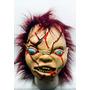 Mascara Dj Blend Halloween Chucky Fiestas Broma