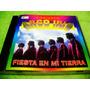 Eam Cd Conjunto Arco Iris Fiesta En Mi Tierra Cusco Folklore