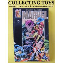 Revista Grandes Clássicos Da Marvel - Mythos - (rb 51)