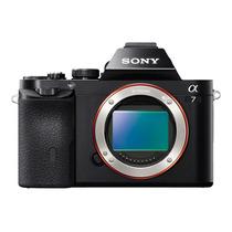 Camara Sony Nueva Alpha A7 Cuerpo Soa7bo