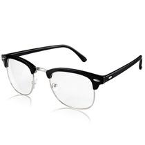 Lentes Gafas Armazon Para Graduar Tipo Clubmaster Oftalmico