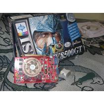 Placa Aceleradora Grafica Msi 8500 Gt-pci E-256mb
