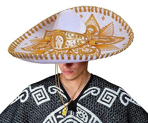 4fcb692d43747 Premium Mariachi Adulto Sombrero Sombrero Charro