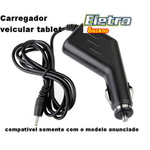 Carregador Veicular P/ Tablet Tectoy Magic Disney Tt-1720