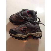 Bellos Zapatos Casuales De Niño Talla 22 Nuevos Oferta !!!