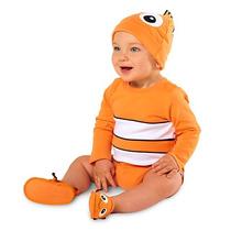 Disfraz Nemo Bebe Disney Store Traje