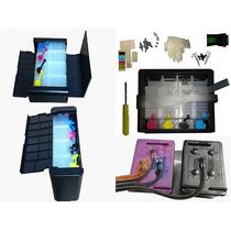 Bulk Ink - P/hp Deskjet E Photosmart C/2 Cartuchos Hp60