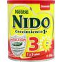 Leche En Polvo Nestle Nido Crecimiento 3 De 1 A 3 Años 400gr