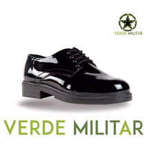 Zapatos De Gala Charol Original 707 West Point Duty Gloss