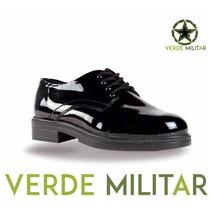 Zapatos De Gala De Vestir De Charol Original 707 High Gloss