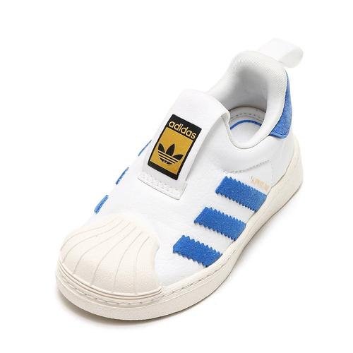 ca8e7af0b9 ... spain zapatillas adidas superstar niños blanca 360 bb2517 1.79900 en  mercado libre 370d0 084a1