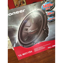 Parlantes Subwoofer, Pioneer