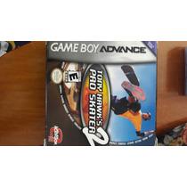 Tony Hawks Pro Skater 2 Gameboy Advanced