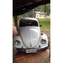 Volkswagen Fusca 1300 L Año 82 Impecable