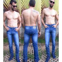 Calça Jeans Masculina Moda 2017 Ref. 01111