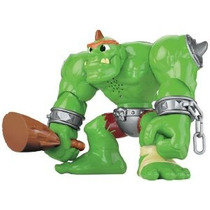 Fisher-price Imaginext Eagle Talon Castillo Ogre