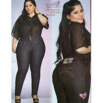 Jeans Fajeros 4 Botones Modelos Colombianos: 34-36-38-40-42