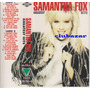 Samantha Fox Antiguo Cassette Greatest Hits Emi Chile 1995