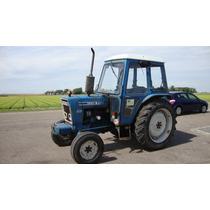 Tractor Ford 4600 Importado Usado.-