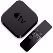 Apple Tv 4ª Geração 32gb Novo Lacrado Garantia Apple Brasil