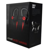 Fone D Ouvido Beats Powerbeats 2 Bluetooth Wireless Na Caixa