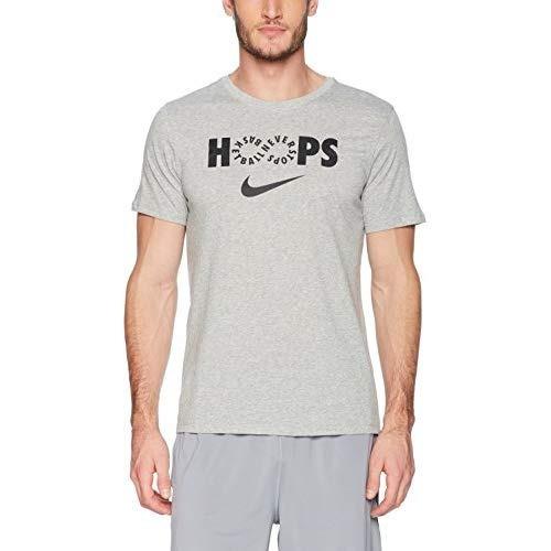 Nike Camiseta Dri-fit Hoops Para Hombre -   37.990 en Mercado Libre debd82c4b8ef9