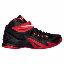 Bota Zapato Deportivo Nike Lebron Soldier Viii Talla 12.5