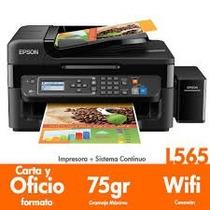 Oferta Impresora Epson Con Sistema De Tinta Continuo Nuevas